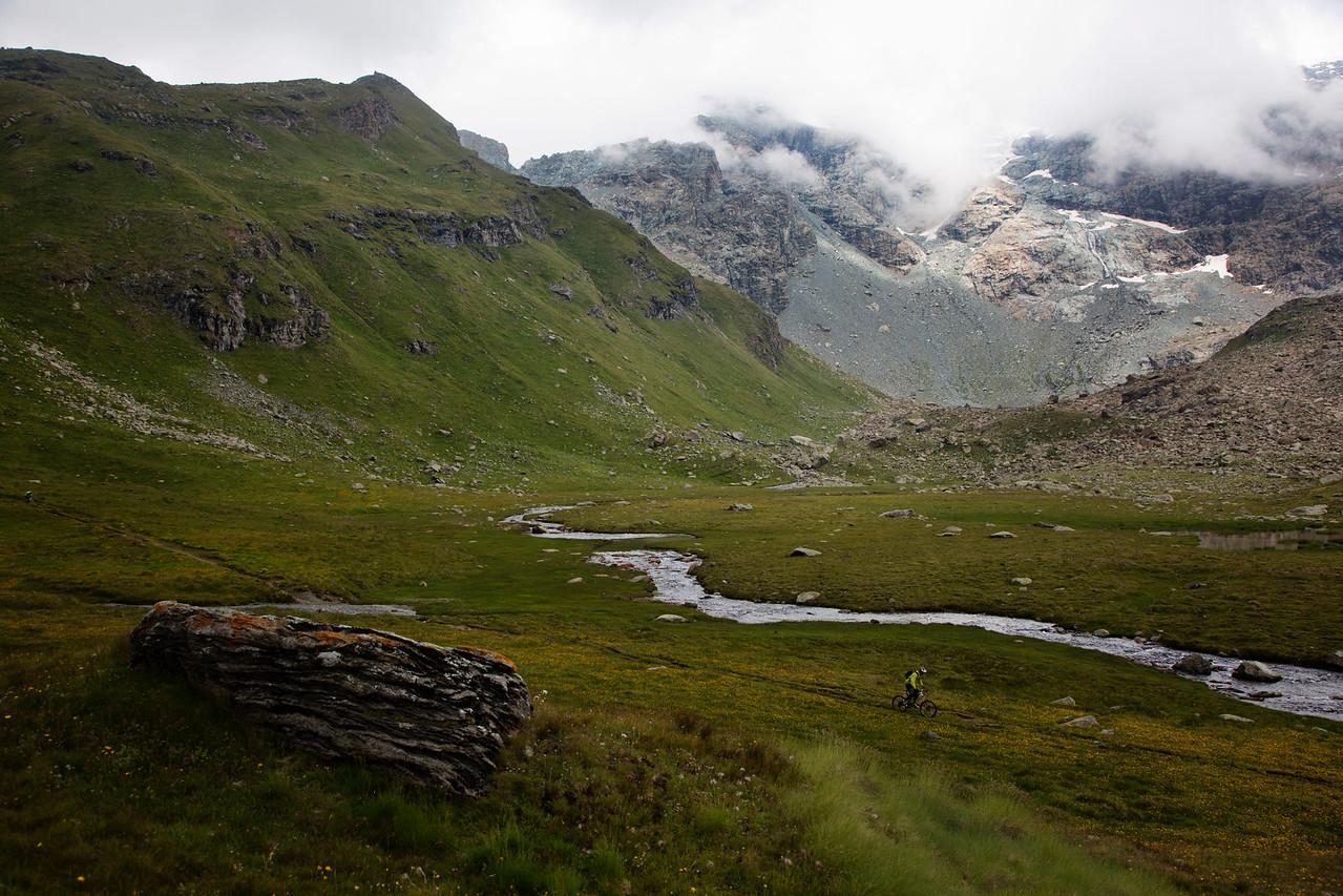 Ivan Malakhov, Ayas valley, Italy