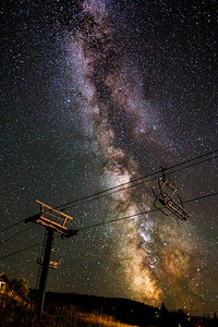 Milky Way Chairlift