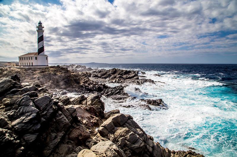 Farvàritx Lighthouse Menorca