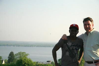 At Lake Chatauqua