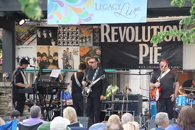 Revolution Pie at Legacy Village