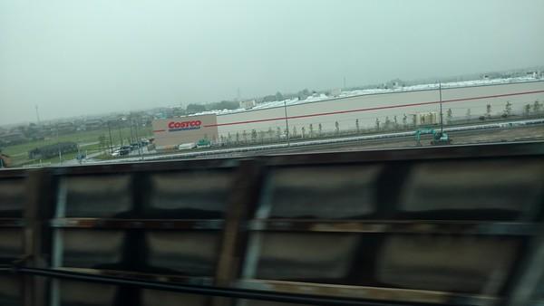 Hakone→Kyoto