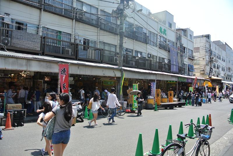 Tsukiji Fish Market (6/27)