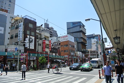 Asakusa Neighborhood (6/27)