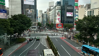 Shibuya Crossing (6/27)