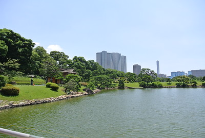 Hamarikyu Japanese Traditional Garden (6/27)