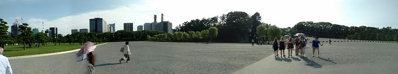 Area around Imperial Palace (6/27)