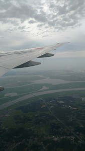 Landing at Narita Airport (6/25)