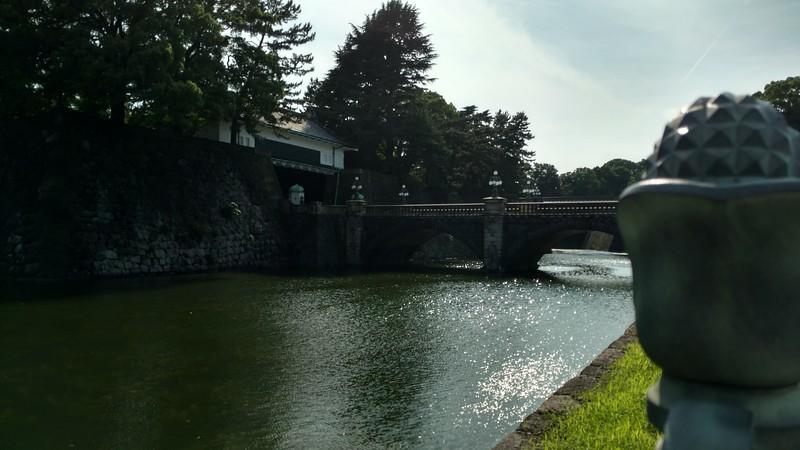 Nijubashi Bridge @ Imperial Palace (6/27)