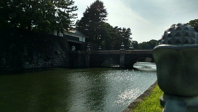 Nijubashi Bridge @ Imperial Palace (6/27)