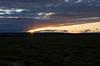 St Pierre la Mer Sunset