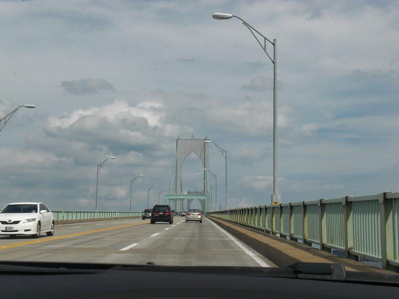 Heading to Newport, RI