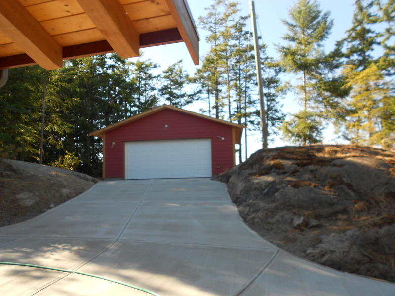 Garage they had built