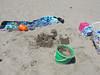 Beija's sand castle
