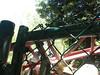 Timber Rattler Coaster--too fast!