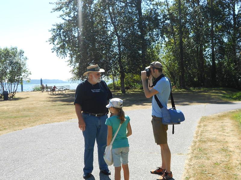Grandpa, Beija, and Jay