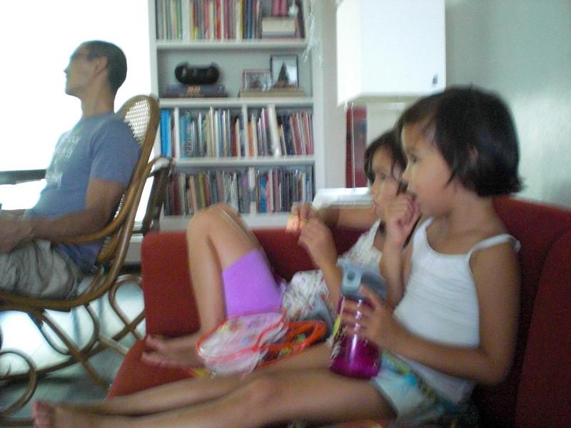 Watching Madagascar