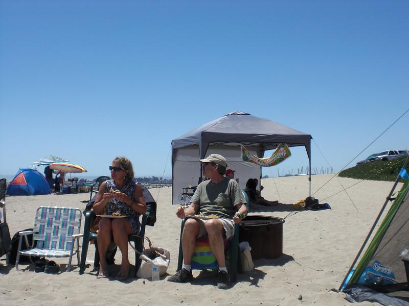 Cathy and Mark Johnsgard