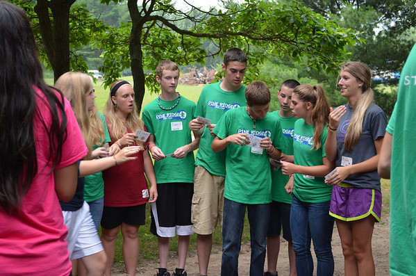 Session 5 Sr. High Adventure on the Pine July 8-13