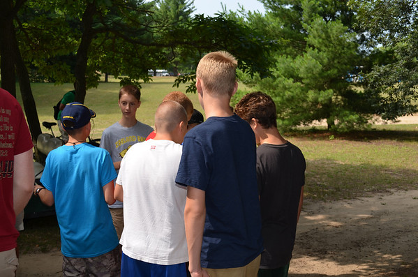 Session 8 Teen Activities July 22-27