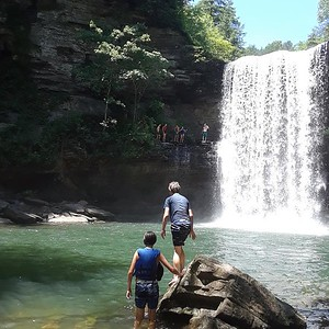 Waterfalls and Swimming Holes 2018