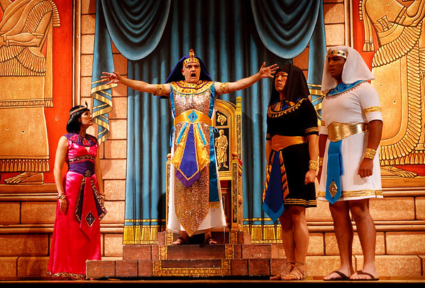 """THE PRINCE OF EGYPT,"" A Musical Based on the Story of Moses, 2009"