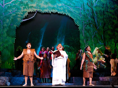"""CHILDREN OF EDEN"" Summer Musical 2011"