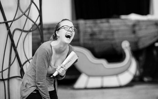 Narnia-Behind the Scenes Rehearsal Photos