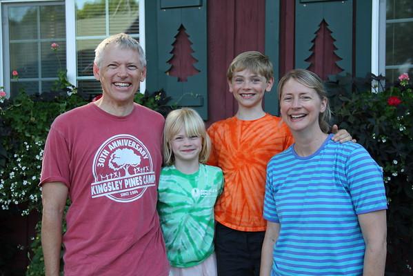 Family Camp Week 1