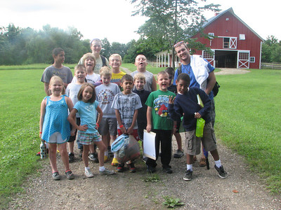 Celebration Day Camp, July 22-26, 2013