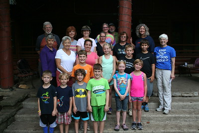 Grandparents/Kids Summer Camp