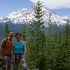 Mount Rainier, Rampart Ridge Hike