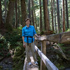 to Sol Duc Falls, Olympic Peninsula