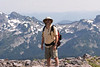 "Here we are at about 7,700 ft. altitude, just south east of Mt. Rainier itself.  For pictures of the peak of Rainier, go to   <a href=""http://dhaimages.smugmug.com"">http://dhaimages.smugmug.com</a>."
