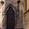 Side Door, Colmar Cathedral