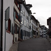 Old City Basel--a street of very wealthy people.
