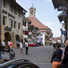 "We walked in through the main gate of Murten, and there, in the middle of the street, a ""Bollywood"" film (or music video) was being filmed. The director was barking orders at the actors and dancers. They would shoot for 30 seconds and then remake the section of the dance. The images that follow show the absolutely stunning star of the film."