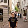Zurich old town.