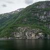 View leaving Kvanndal for Kinsarvik