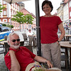 Red Shirts in Bayreuth