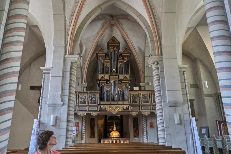 Neuwerkkirche, Goslar, 1186-1200, initial romanesque structure