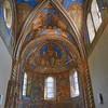 13th century fresco in Jakobikirche, Goslar