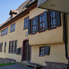 A house that belonged to the Bach family at Eisenach.