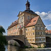 Bamberg, Town Hall (core from 15th c. with additions)