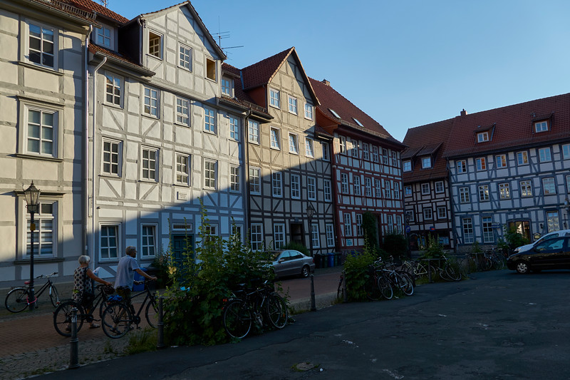 Side trip to the university town, Goettingen