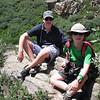 Elisha Aaron & Emanuel Farhi, mighty mountaineers!