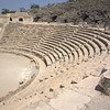 According to the literature at the site, the amphitheater extended a number of layers higher than can now be seen; it could ostensibly accommodate 7,000 spectators.