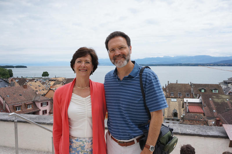 In Nyon, Suisse.