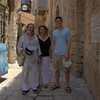 We spent a wonderful day with Yaron Tsur and Nadine Kuperty-Tsur...here in Old Yafo.