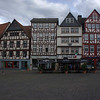 """But right near Bodenrod is the fabulous 16th century town square of Butzbach. This is clearly the """"destination"""" of choice for the kids when they have time off. The following pictures give you a sense of the town, which is almost completely renovated (you will see some buildings in process)."""
